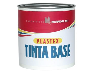 Idropittura decorativa acrilica PLASTEX TINTA BASE