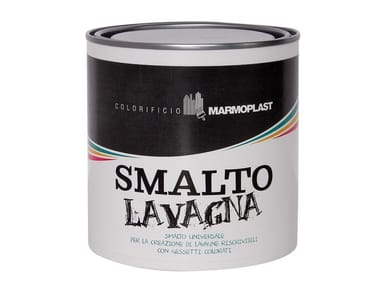 Chalkboard matt paint SMALTO LAVAGNA