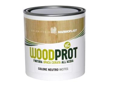Impregnante cerato per legno WOODPROT HC - IMPREGNANTE CERATO