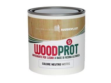 Impregnante per legno effetto cerato WOODPROT SI  - IMPREGNANTE