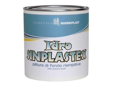 Base coat and impregnating compound for paint and varnish IDRO SINPLASTEX