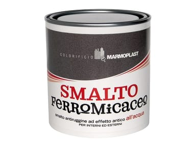 Smalto antiruggine antichizzante SMALTO FERROMICACEO