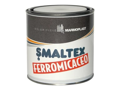 Micaceous iron enamel SMALTEX FERROMICACEO