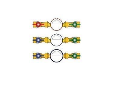 Measurment unit and premounted groups GE550 | Measurment unit