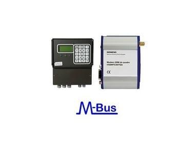 Componente per centralizzazione dati di consumo GE552-4