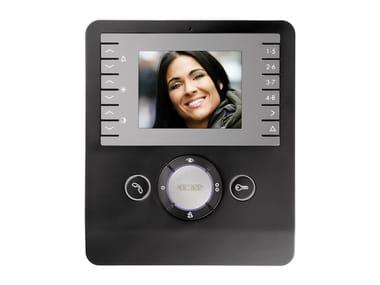 Video entryphone system and equipment VELIA AUDIO/VIDEO