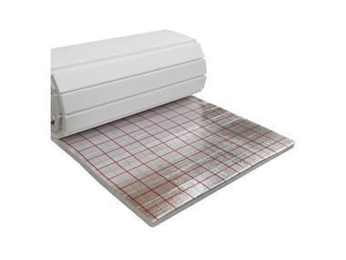 Polystyrene thermal insulation panel Rolled insulation panels
