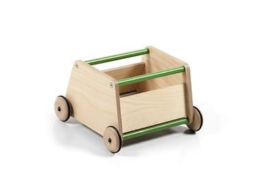 Multi-layer wood toy storage box OTTAWA   Toy storage box