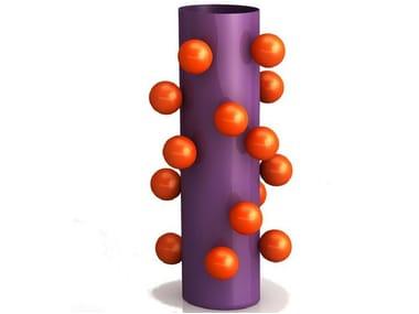 Vaso in alluminio LES DEUX-MAGOTS
