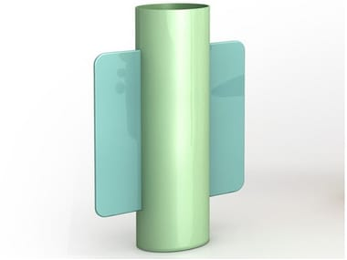 Vaso in alluminio LIPP
