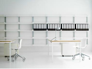 Modular shelving unit BRISBANE