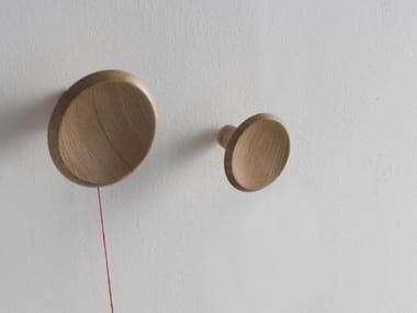 Appendiabiti da parete in legno in stile moderno per bambini FINFERLI