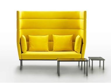 2 seater high-back sofa ELEMENT   High-back sofa