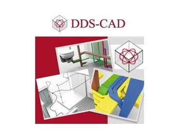 CAD-integrated building services calculation software DDS-CAD