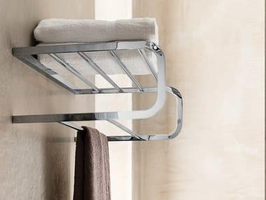 Metal towel rack LOOP | Towel rack