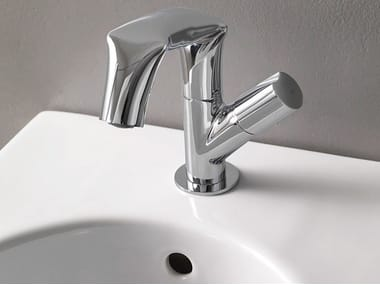 Single handle 1 hole metal bidet tap FOLD | 1 hole bidet tap