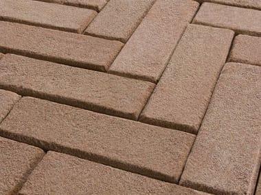 Quarry outdoor floor tiles COTTO CASTELLO