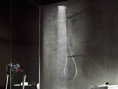 Colonne de douche thermostatique avec tête de douche LIKID | Colonne de douche