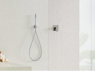 Shower mixer with diverter UP | Shower mixer