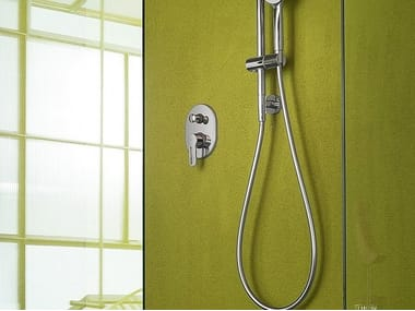 Shower mixer with diverter NEW ROAD | Shower mixer