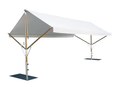Freestanding awning BUTTERFLY
