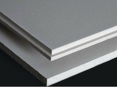 Plaster ceiling panels PregyBoard Italia