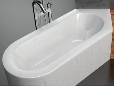 Vasca Da Bagno Metallo : Vasche da bagno asimmetriche in metallo bette archiproducts