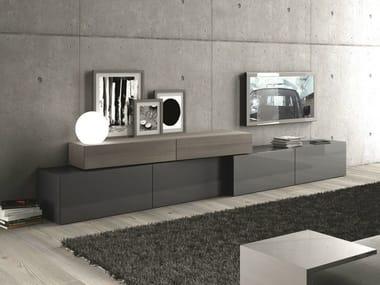 Wohnwände by Presotto | Archiproducts