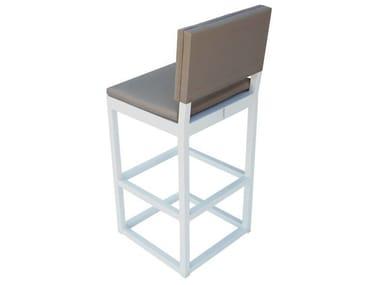 Upholstered garden chair STOCKHOLM   Chair