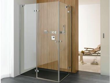 Piatto doccia filo pavimento rettangolare in acciaio smaltato BETTEULTRA | Piatto doccia rettangolare