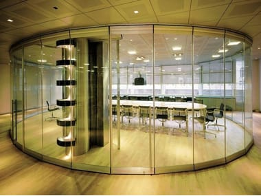 Crystal operable wall KRISTAL