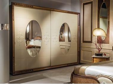 Armadio con ante scorrevoli con specchio ARTS | Armadio con specchio