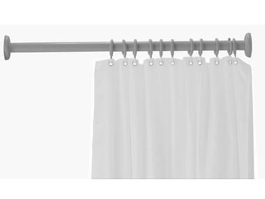 Supporto per tende doccia in alluminio TUBOCOLOR | Supporto per tende doccia