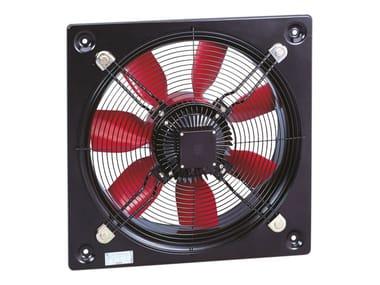 Ventilatore elicoidale da parete COMPACT HCBB/HCBT