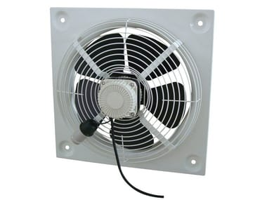 Mechanical ventilation hse HXM