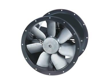 Mechanical ventilation hse TCBB/TCBT