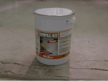 Flooring grout EPOFILL KIT