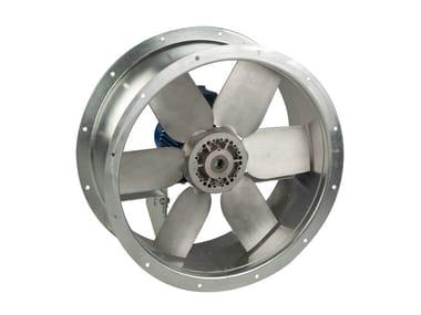 Mechanical ventilation hse TGT ATEX