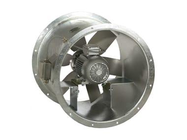 Mechanical ventilation hse THGT