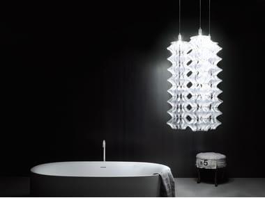 PVC pendant lamp DANAE