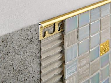 Bordo in alluminio per rivestimenti PROJOLLY Bassi spessori