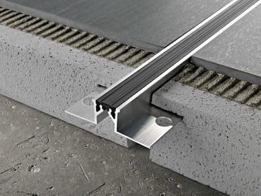 Giunto per pavimento in alluminio PROEXPAN H20