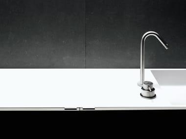 Robinet pour lavabo en acier inoxydable MINIMAL | Robinet pour lavabo