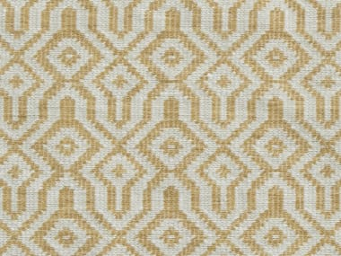 Upholstery fabric with graphic pattern BEJA