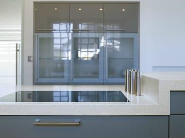 Solid Surface kitchen worktop GETACORE® | Kitchen worktop