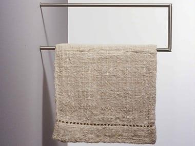 Porta asciugamani a barra in acciaio inox MINIMAL | Porta asciugamani
