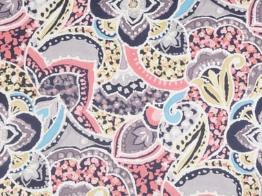 Upholstery fabric with floral pattern DREAM MAKER
