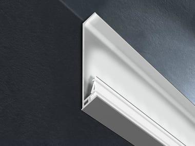 Bordo in alluminio con LED per rivestimenti PROSKIRTING GILED | Bordo