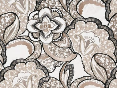 Upholstery fabric with floral pattern TIFFANY'S