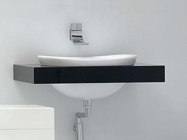 Piano lavabo singolo IO   Piano lavabo singolo